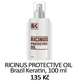 Ricinový olej, RICINUS PROTECTIVE OIL Brazil Keratin koupit