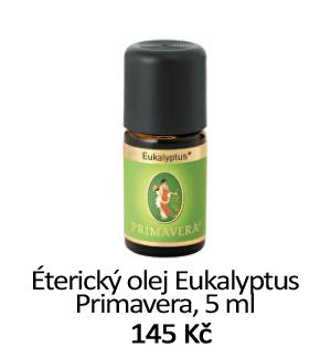 Éterický olej Eukalyptus Primavera