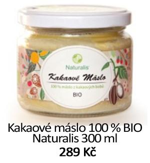 Kakaové máslo Naturalis
