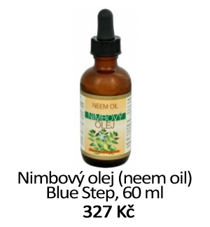 Nimbový olej, neem oil