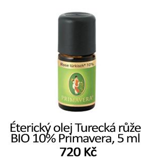 Éterický olej Turecká růže Primavera
